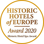 Historic Hotels Of Europe Spa Hotel Award 2020
