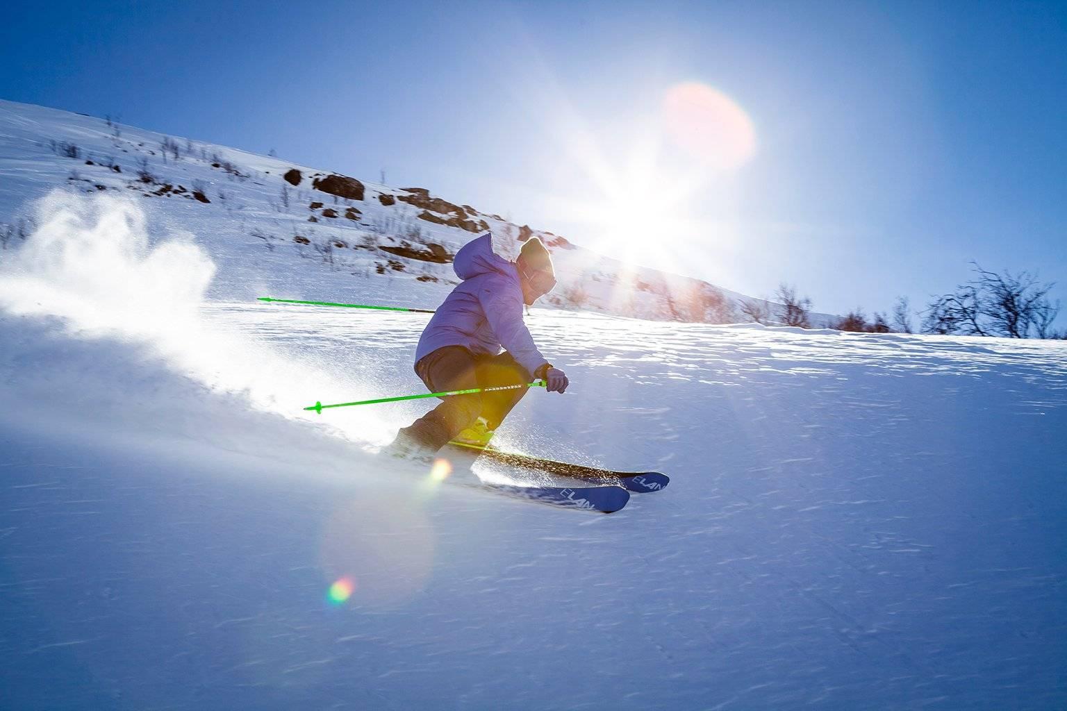 Skiing in Marianske Lazne